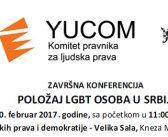Položaj LGBT osoba u Srbiji