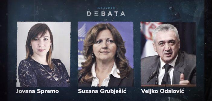Insajder debata: Koliko je Srbija zaista posvećena evropskim integracijama?