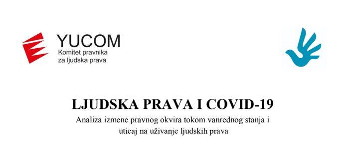 LJUDSKA PRAVA I COVID-19